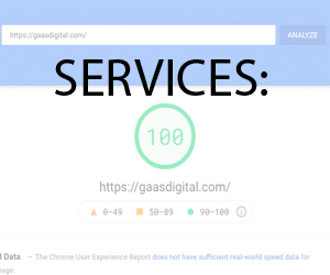 services text placeholder